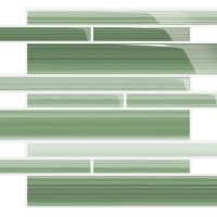 Jade-Green-Staggered-Linear-Glass-Tile