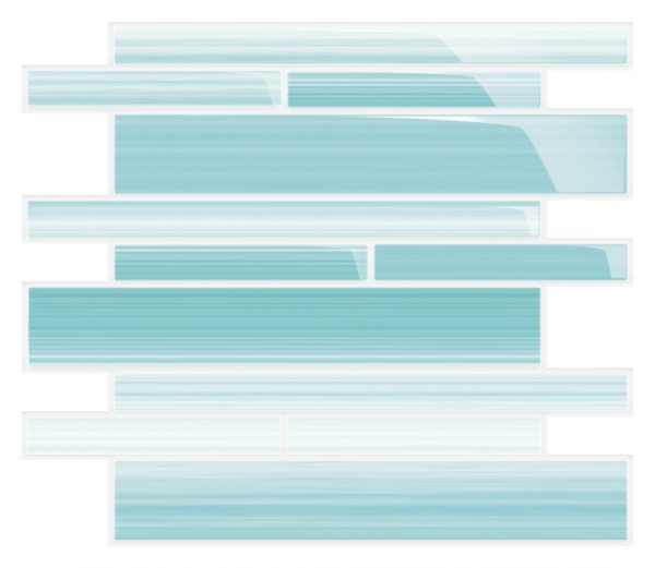 Laderdale-teal-Staggered-Linear-Glass-Tile
